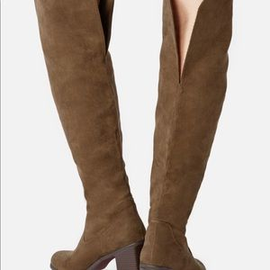 JustFab Alle Heeled Boots